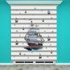 () Dijital Baskılı Zebra Perde (Gemi) - PM 007