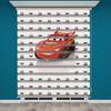 () Arabalar Baskılı Erkek Çocuk Odası Zebra Perde - PM 032