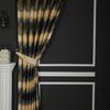 (Sarı) Valera Fon Perde Degrade Desenli Sarı 386001-100-1