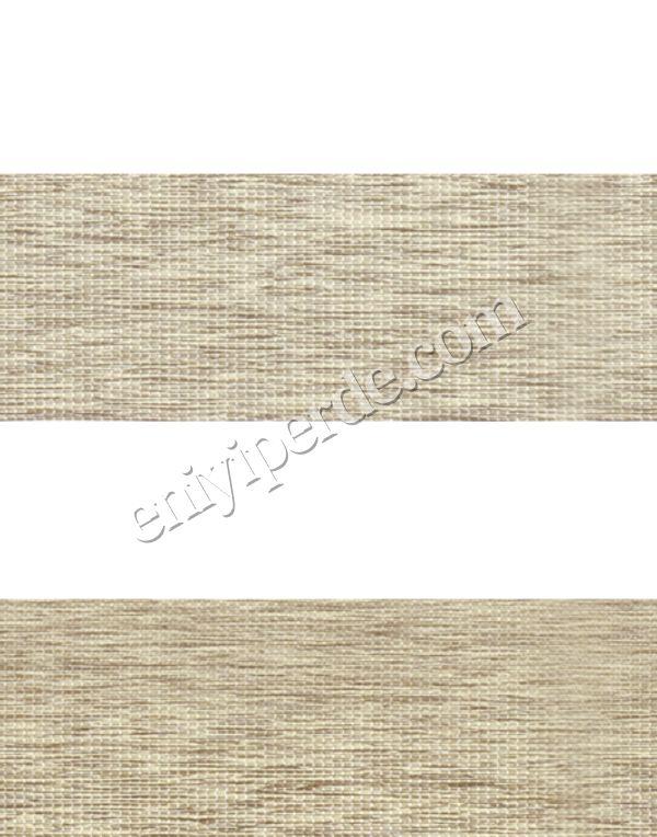 (Açık Kahverengi) Bambu Açık Kahve Zebra Perde - (7105) Fiyatı, Yorumları - Eniyiperde.com - 3