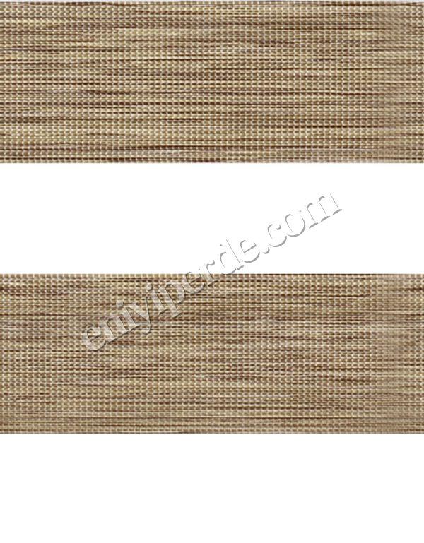 (Kahverengi) Bambu Kahverengi Zebra Perde - (7106) Fiyatı, Yorumları - Eniyiperde.com - 3