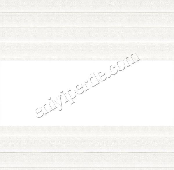 (Ekru) Hera Dar Plise Ekru Zebra Perde - (7817) Fiyatı, Yorumları - Eniyiperde.com - 3