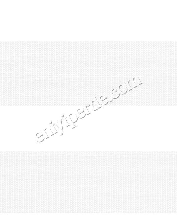 (Beyaz) Bambu Beyaz Zebra Perde - (7101) Fiyatı, Yorumları - Eniyiperde.com - 3