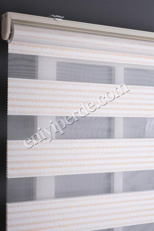 (Sarı) Ewinas Yeni Sezon Hasır Sarı Zebra Perde Etek Dilim Hediye hasır01 Fiyatı, Yorumları - Eniyiperde.com - 5