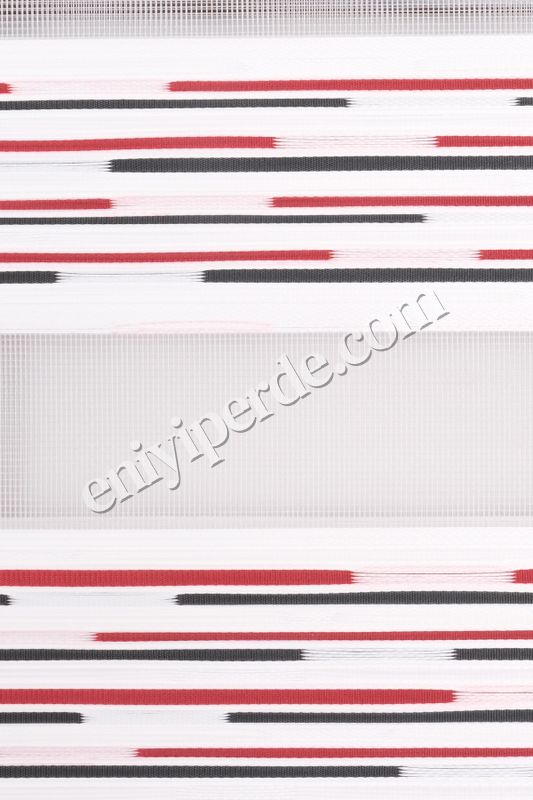 () Ewinas Yeni Sezon Drape Kırmızı Siyah Degrade Drape01 Fiyatı, Yorumları - Eniyiperde.com - 6