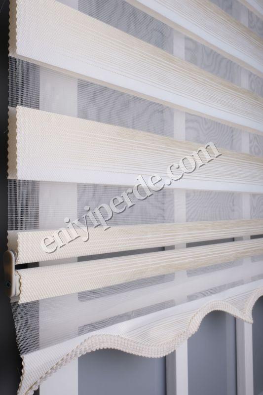 () Ewinas Yeni Sezon Lisa Ekru Beyaz Zebra Perde Lisa01 Fiyatı, Yorumları - Eniyiperde.com - 5