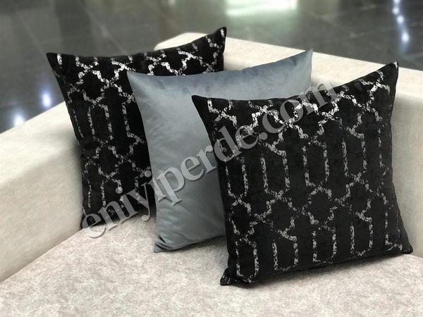 (Siyah) MESSE 13024 KIRLENT SETİ Fiyatı, Yorumları - Eniyiperde.com - 2