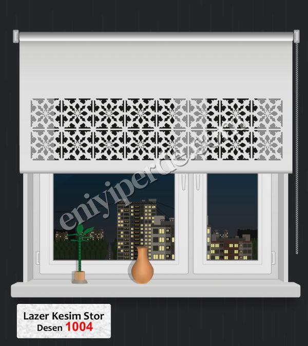 (Ekru) Lazer Kesim Stor 1004 Fiyatı, Yorumları - Eniyiperde.com - 1