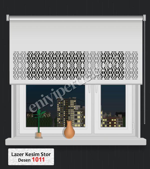 (Ekru) Lazer Kesim Stor 1011 Fiyatı, Yorumları - Eniyiperde.com - 1
