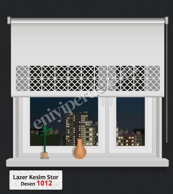 (Ekru) Lazer Kesim Stor 1012 Fiyatı, Yorumları - Eniyiperde.com - 1
