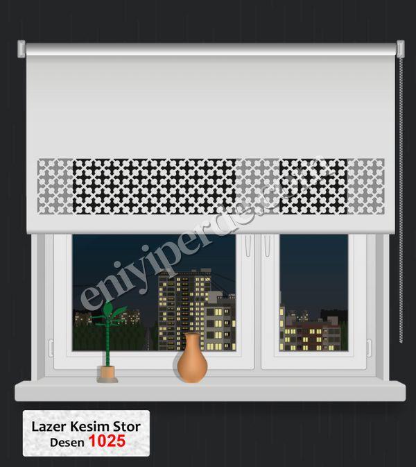 (Ekru) Lazer Kesim Stor 1025 Fiyatı, Yorumları - Eniyiperde.com - 1