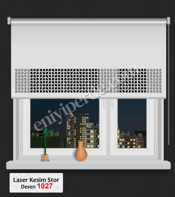 (Ekru) Lazer Kesim Stor 1027 Fiyatı, Yorumları - Eniyiperde.com - 1