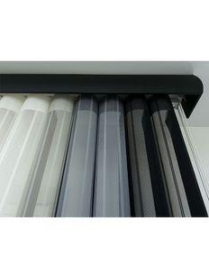 (Siyah, Gri, Açık Gri) Çizigili Akıllı Dikey Tül Zebra Perde-Siyah-Gri-Açık-Gri-Ekru Fiyatı, Yorumları - Eniyiperde.com - 5