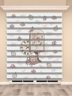 Dijital Baskılı Zebra Perde - PM 008-1