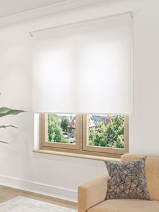 (Beyaz) Matsun Beyaz Düz Stor Perde - 1201 Fiyatı, Yorumları - Eniyiperde.com - 2