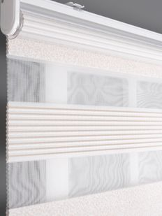() Ewinas Yeni Sezon Zincir Krem Beyaz Zebra Perde Zincir02 Fiyatı, Yorumları - Eniyiperde.com - 4