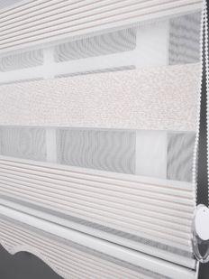 () Ewinas Yeni Sezon Zincir Krem Beyaz Zebra Perde Zincir02 Fiyatı, Yorumları - Eniyiperde.com - 5