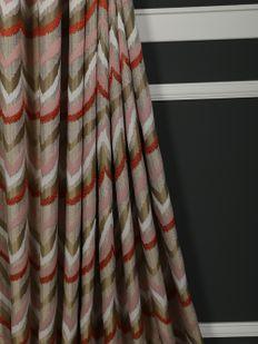 (Turuncu) Aden Fon Perde Turuncu 8915-513 Fiyatı, Yorumları - Eniyiperde.com - 3