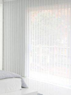 Akıllı dikey zebra tül perde modelleri 45