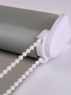 Stor perde açık kasa ve plastik zincir